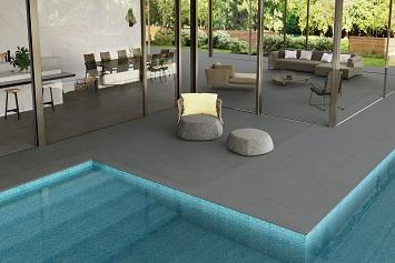 Materiales para piscinas