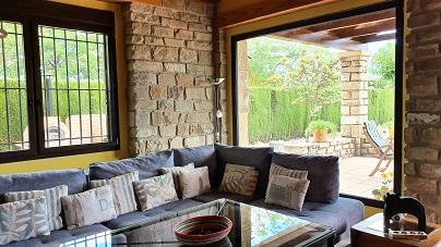 Eficiencia energética con ventanas de PVC que también te sirven para decorar