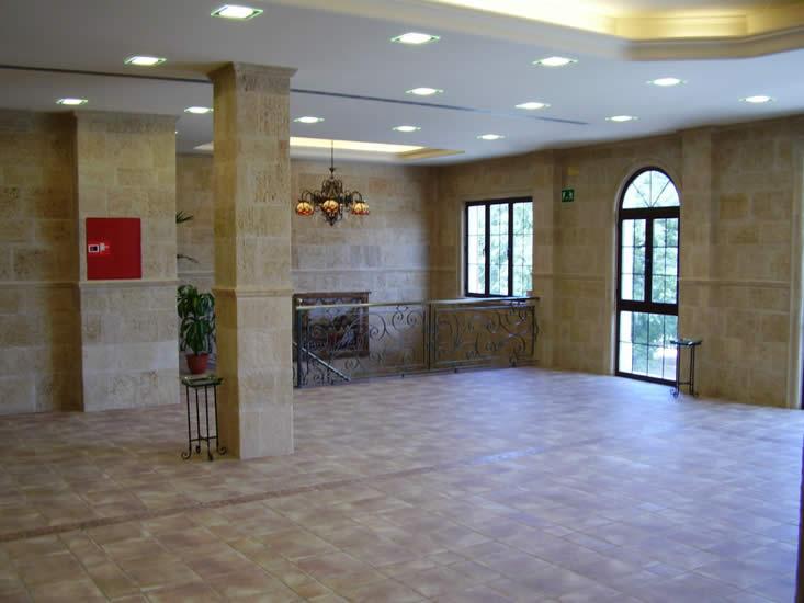 Salones de bodas en piedra envejecida (Torredonjimeno)